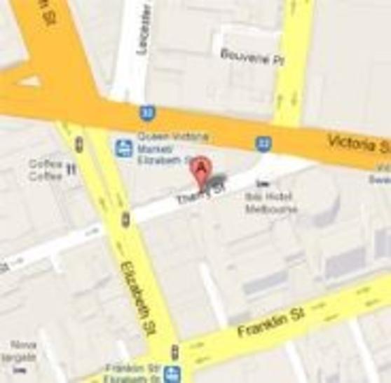 1236/43 Therry Street, Melbourne 3000, VIC Studio Photo