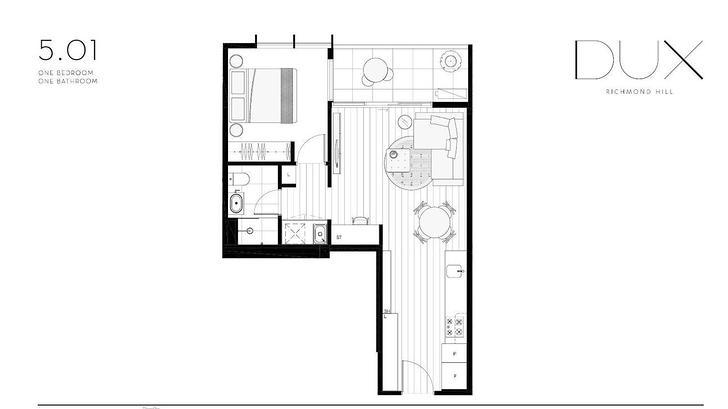 501/33 Judd Street, Richmond 3121, VIC Apartment Photo