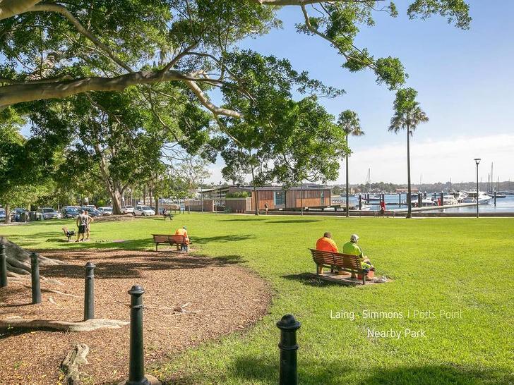 9/9 Esplanade, Elizabeth Bay 2011, NSW Apartment Photo