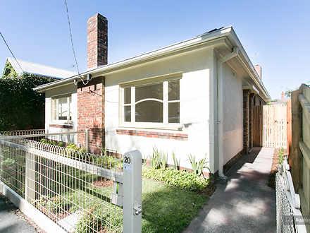 House - 20 Bendigo Street, ...