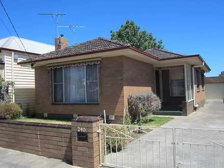 House - 240 Kilgour Street,...