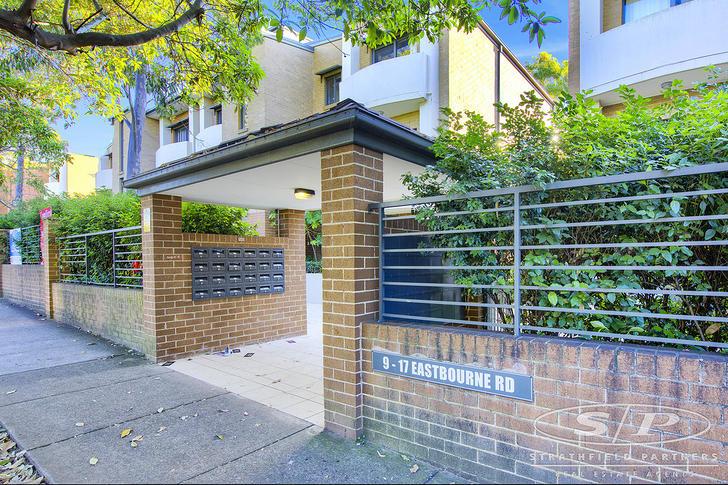 16/9-17 Eastbourne Road, Homebush West 2140, NSW Unit Photo