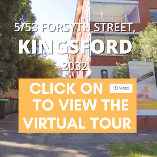 5/53 Forsyth Street, Kingsford 2032, NSW Apartment Photo