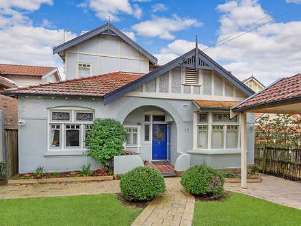 17 Noble Street, Mosman 2088, NSW House Photo