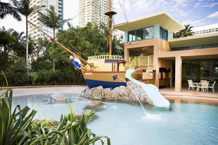2005 Mantra Crown Towers 5  19 Palm Avenue, Surfers Paradise 4217, QLD Apartment Photo