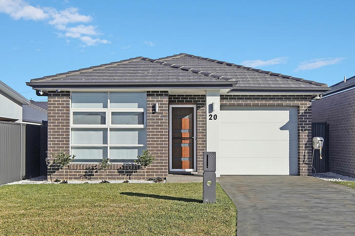 20 Cherry Circuit, Gregory Hills 2557, NSW House Photo