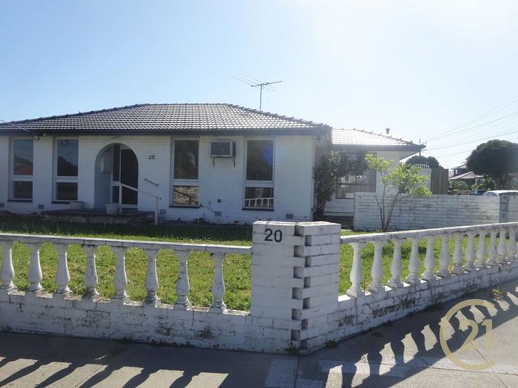 20 Apex Street, Dandenong North 3175, VIC House Photo