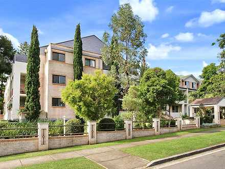 Apartment - 18/1-7 Hume  Av...