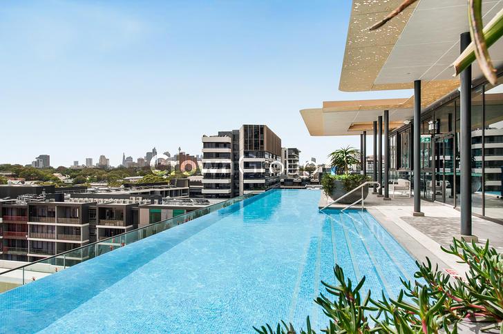 B0802/20 O'dea Avenue, Waterloo 2017, NSW Apartment Photo