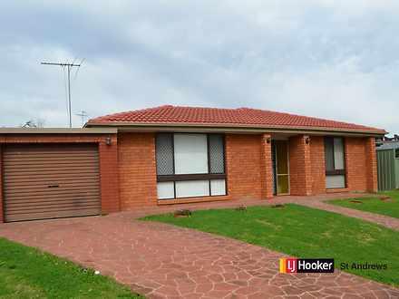 6 Avalon Place, Woodbine 2560, NSW House Photo