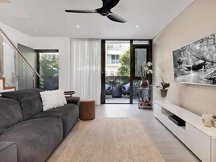 3014/12 Longland Street, Newstead 4006, QLD Townhouse Photo