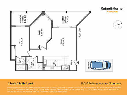 Apartment - 19/1-7 Railway ...