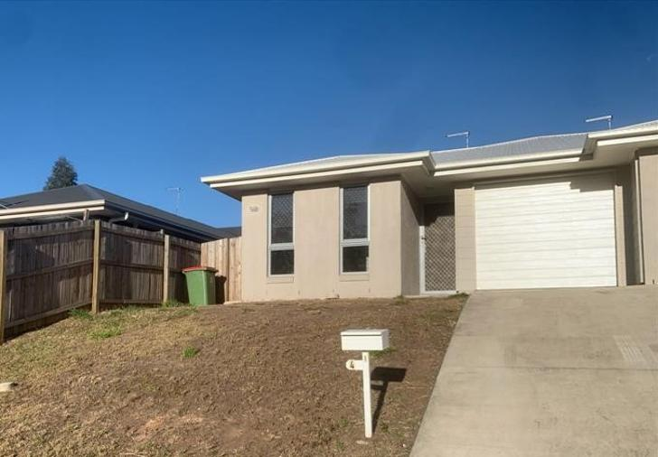 1/4 Sparenburg Street, Bellbird Park 4300, QLD Duplex_semi Photo