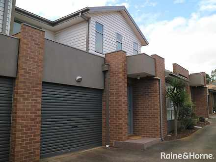 2/22 Park Street, Pascoe Vale 3044, VIC Townhouse Photo