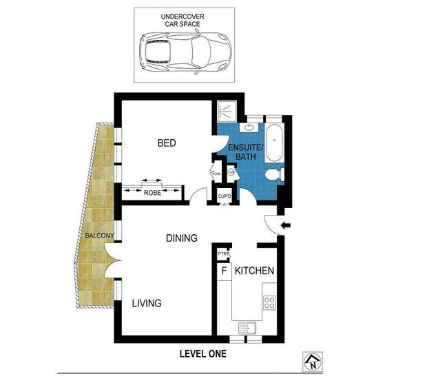 11/36 Grange Road, Toorak 3142, VIC Apartment Photo