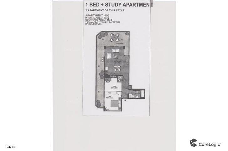 405/18 Cypress  Avenue, Surfers Paradise 4217, QLD Apartment Photo