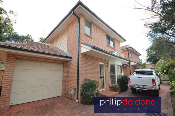 3/25 Lidbury Street, Berala 2141, NSW Townhouse Photo