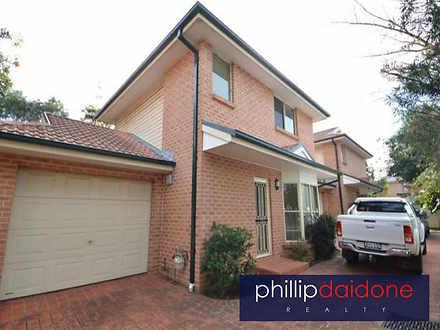 3/25 Lidbury Street, Berala 2141, NSW Townhouse Photo
