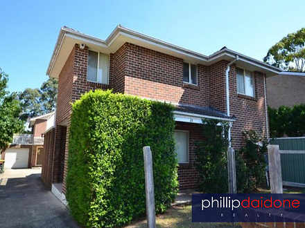 3/20 Tilba Street, Berala 2141, NSW Townhouse Photo
