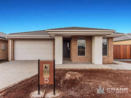 5 Inverness Place, Thornhill Park 3335, VIC House Photo