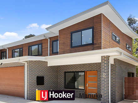 2/13 Anderson Street, Chifley 2606, ACT Townhouse Photo