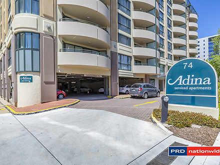 316/74 Northbourne Avenue, Braddon 2612, ACT Apartment Photo