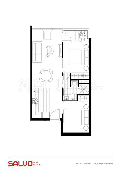 2509/45 Clarke Street, Southbank 3006, VIC Apartment Photo
