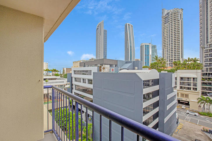 LEVEL 7/706/67 Ferny Avenue, Surfers Paradise 4217, QLD Apartment Photo