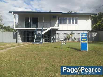 20 Laburnam Street, Cranbrook 4814, QLD House Photo