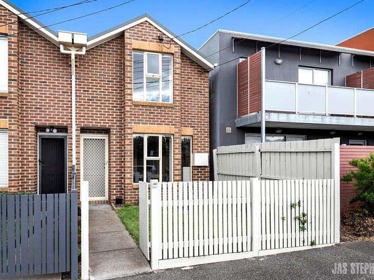 50 Everard Street, Footscray 3011, VIC Townhouse Photo