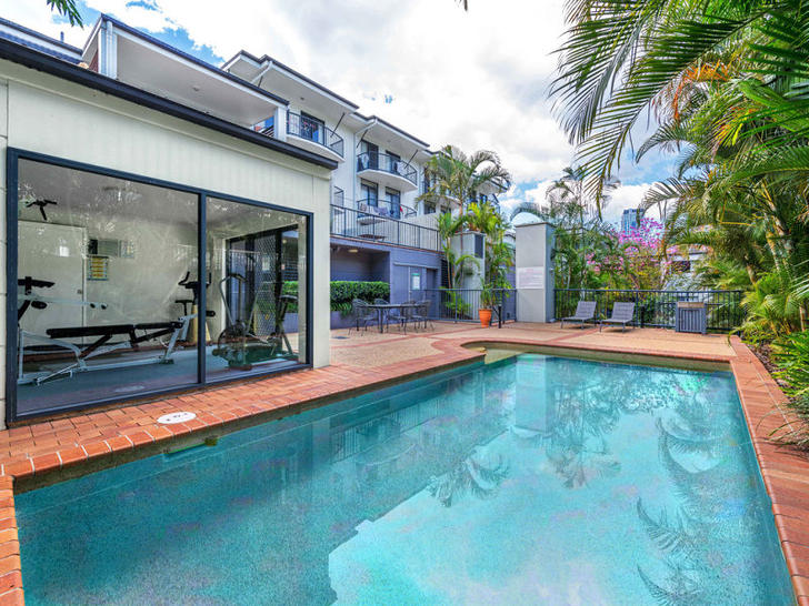 23/31 Twine Street, Spring Hill 4000, QLD Apartment Photo