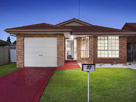 15 Gershwin Crescent, Claremont Meadows 2747, NSW House Photo