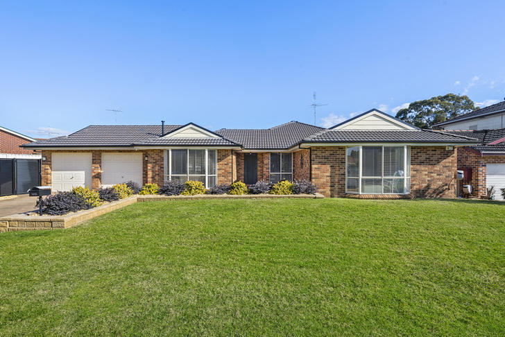 2 Womra Crescent, Glenmore Park 2745, NSW House Photo