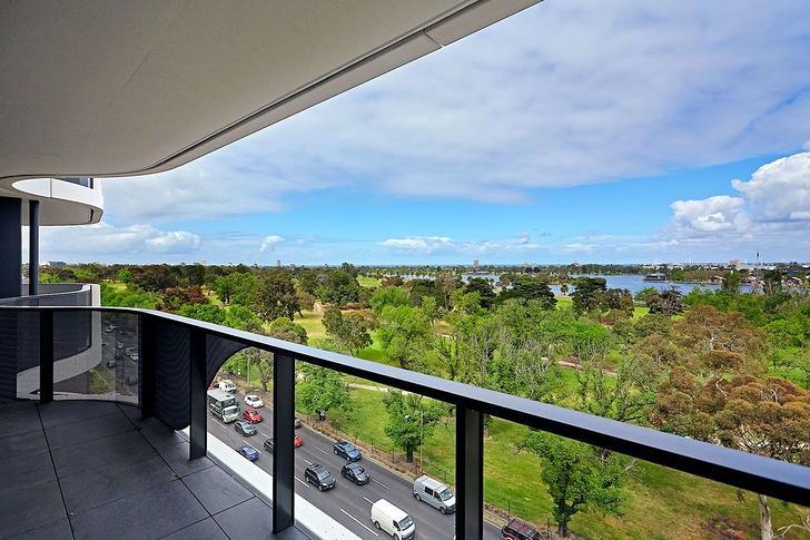 802/12 Queens Road, Melbourne 3004, VIC Apartment Photo