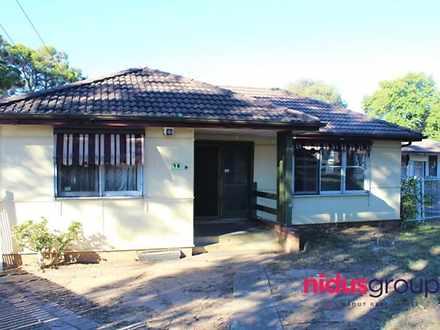 16 Palmyra Avenue, Lethbridge Park 2770, NSW House Photo