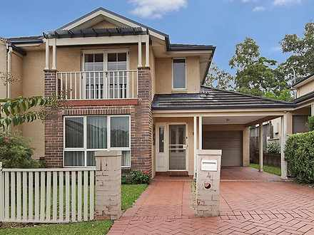 4 Governors Way, Oatlands 2117, NSW House Photo