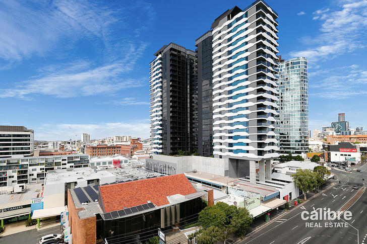 906/368 Saint Pauls Terrace, Fortitude Valley 4006, QLD Unit Photo