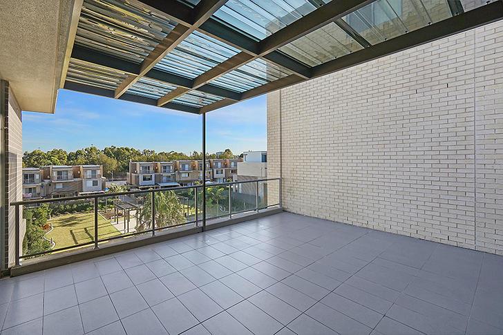 306A/81-86 Courallie Avenue, Homebush West 2140, NSW Apartment Photo