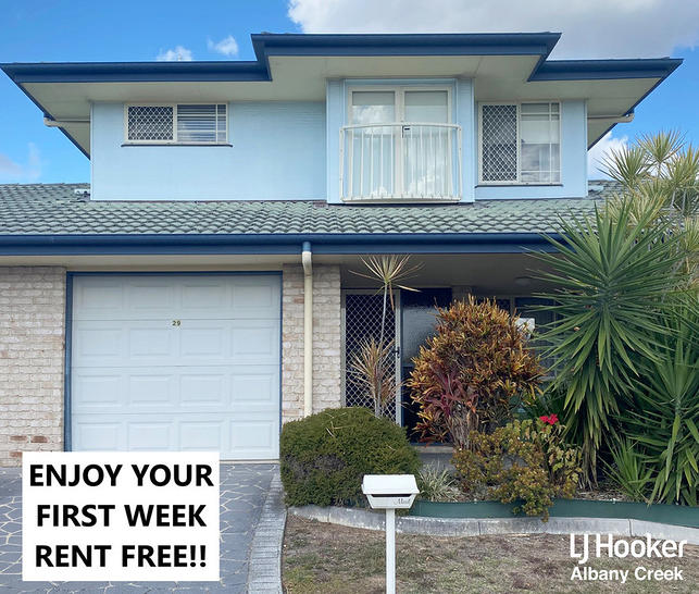 29 Fresco Street, Albany Creek 4035, QLD Townhouse Photo