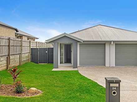 1/24 Kangaroo Crescent, Springfield Lakes 4300, QLD House Photo
