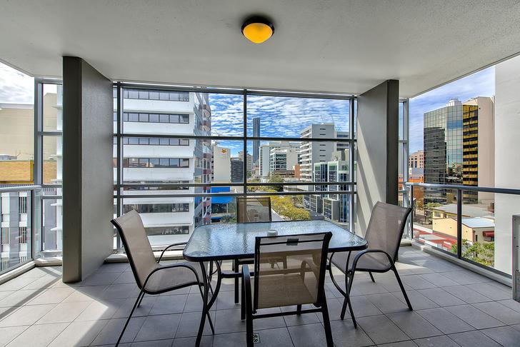 454 Upper Edward Street, Spring Hill 4000, QLD Apartment Photo