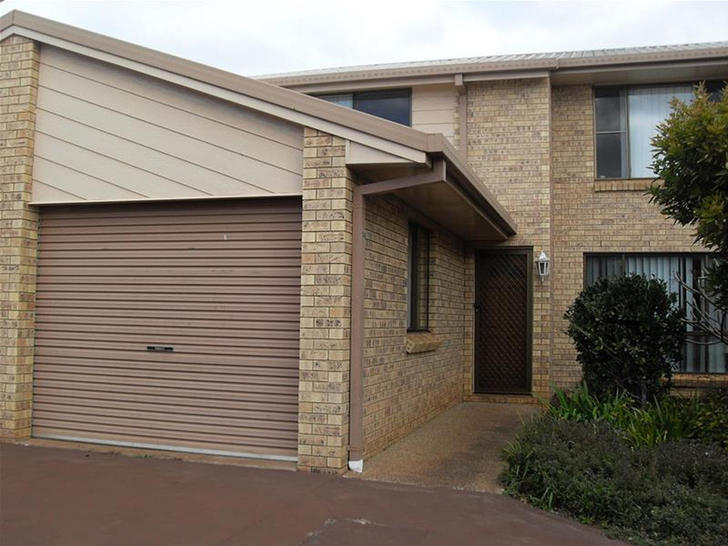 12/25 Gladstone Street, Newtown 4350, QLD Townhouse Photo