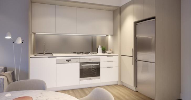 2504/628 Flinders Street, Docklands 3000, VIC Apartment Photo