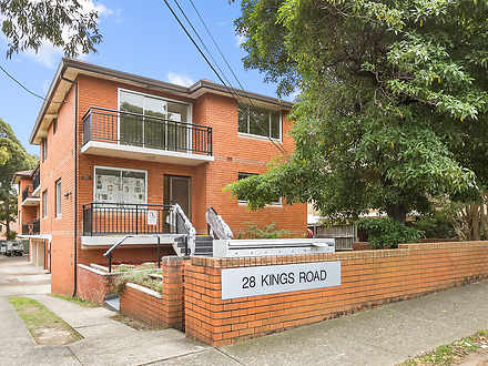 2/28 Kings Road, Five Dock 2046, NSW Apartment Photo