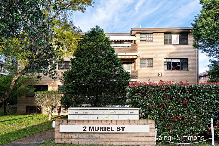 2/2 Muriel Street, Hornsby 2077, NSW Unit Photo