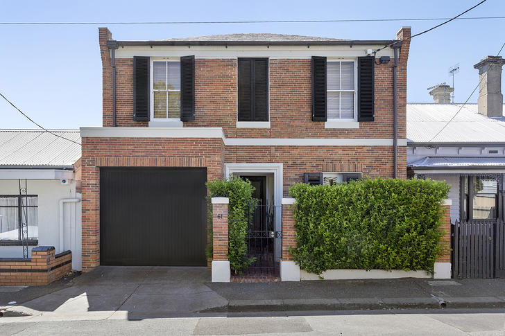 61 Lyndhurst Street, Richmond 3121, VIC House Photo