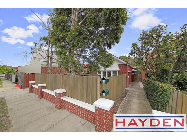 2/41 Begonia Road, Gardenvale 3185, VIC Unit Photo