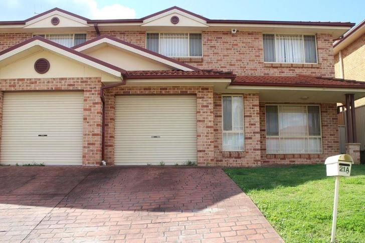 21A Esk Avenue, Green Valley 2168, NSW Townhouse Photo