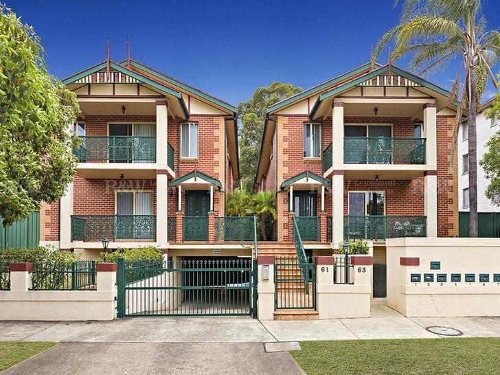 1/61 Parkview Road, Russell Lea 2046, NSW Townhouse Photo