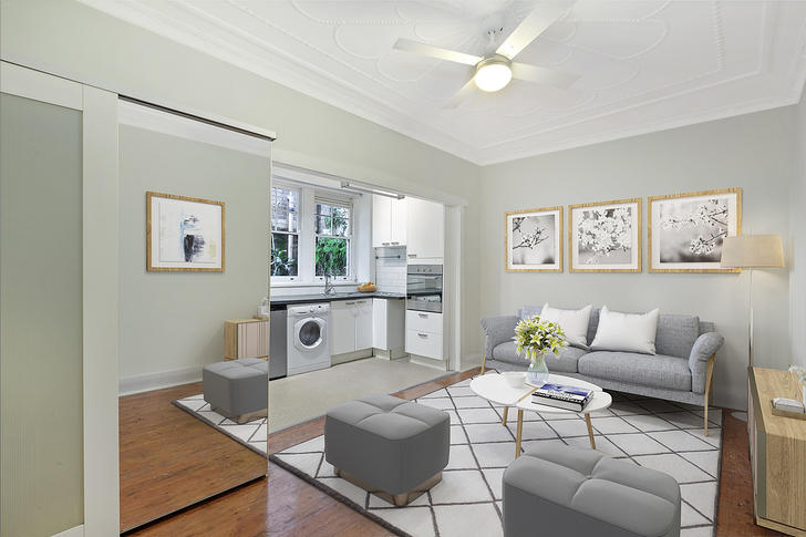4/42 Bayswater Road, Potts Point 2011, NSW Studio Photo